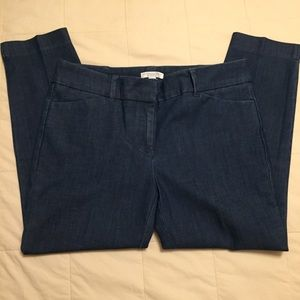 Denim Ankle Pants by NY & Co.